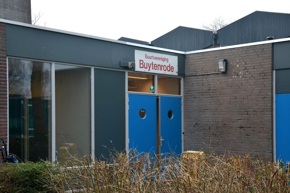 Beurslocatie Zoetermeer (ingang)